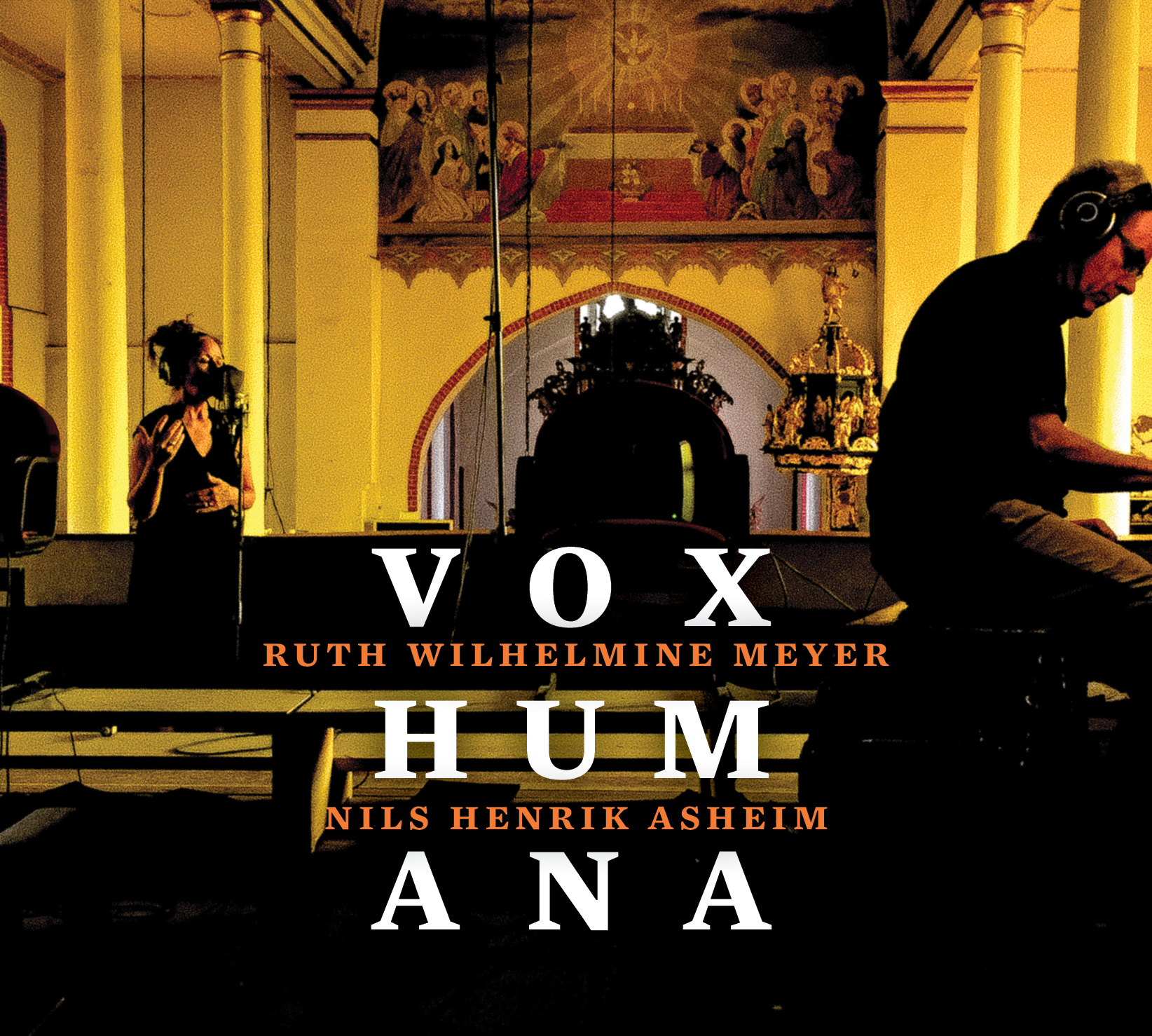 Coverforside Vox Humana